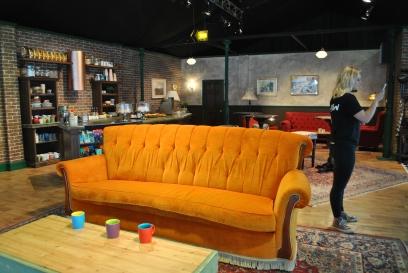 Central Perk Sofa