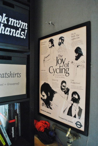 """The joy of cycling"""